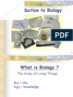 L1 Introduction to Biology