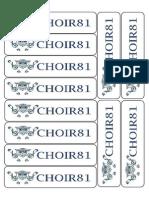 Choir 81