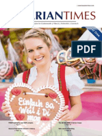Bavarian Times Magazine - Edition 04 - September 2013