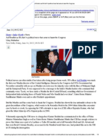 Asif Ibrahim as IB Chief a Political Move That Came to Haunt the Congres