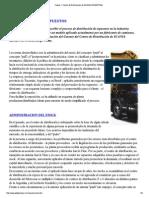 Casos = Centro de Distribución de SCANIA ARGENTINA