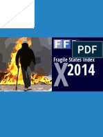 FFP-Fragile States Index 2014