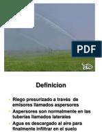 I Sprinkler Irrigation Translation
