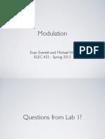 2 Modulation
