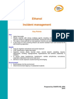 Hpa Ethanol Incident Management v1