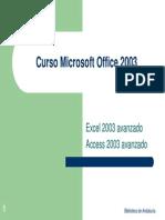 Curso Microsoft Office 2003