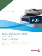 User Guide It xerox 6505