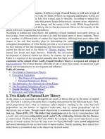 Natural Law Iep