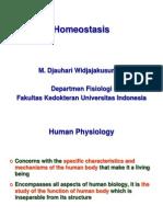 Pengantar Homeostasis