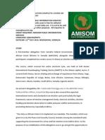 12072014 Somali Delegation Completes Course on Election Management