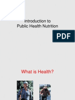 Public Health introduction