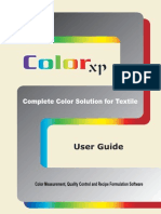 ColorXP UserGuide ENG