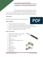 Protesis Total y Parcial Removible Montaje de Modelos en Articulador