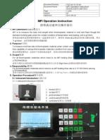 TSZ 09.10.18 溶体流动速率仪操作指引 (22-09-2011)