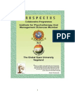 PROSPECTUS-2008 of glopal open university