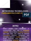 Presentation_NetworkingTechnologies-Fundamentals n Concepts for BSIT-CT2_2014