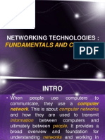 Presentation_NetworkingTechnologies-Fundamentals n Concepts for BSIT-CT2_2014