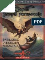 Philip Kerr-Copiii Lampii Fermecate-02-Babilonul Djinnului Albastru-2005
