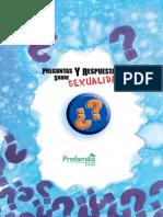 Preguntas y Respuestas Sexualidad