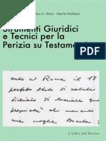 Strumenti Giuridici e Tecnici Per La Perizia Su Testamenti - I Libri Del Perito 2