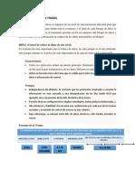 Estructura de Una Trama Fase 2 Cola2 Redes Locales Basico