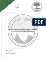 (3) Martinez, Cristopher _ Monografía Técnica Legislativa _Tarea 1