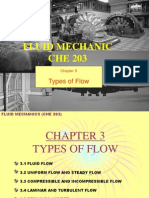 Chapter 3 Types of Flow