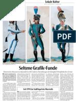 Seltene Uniformstiche Der Königlich Westphälischen Armee Napoleons Von 1810-1812 Erworben (NW100331SelteneGrafikfunde)