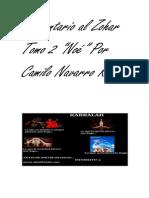 Comentario Al Zohar Tomo 2 Camilo Rubí