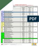 Calendario Academico 2014-2