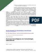Revista Brasileira de Hematologia e Hemoterapia