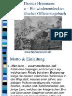 Ein Wiederentdecktes Westphälisches Tagebuch Zur Belagerung Von Gerona