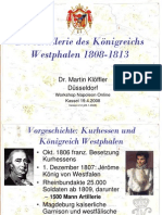 Die Artillerie Des Königreich Westphalen