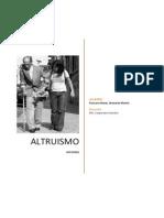 Altruism o