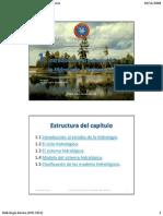 1. Introducción Al Estudio de La Hidrología - Balance Hídrico