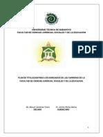 5.Plan de Titulacion 2012 Aprobado f.c.j.s.e