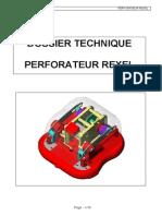 DT Perforateur REXEL