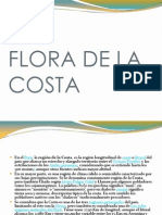 Flora de La Costa