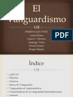 elvanguardismoliterariolatinoamericano-120725074440-phpapp01