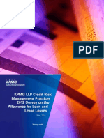 KPMG_Survey on Loan Loss Methodologies_2012