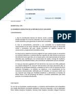 ES Decreto Legislativo 579 05 Ley Areas Naturales Protegidas