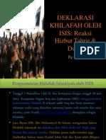 Deklarasi Khilafah Oleh Isis