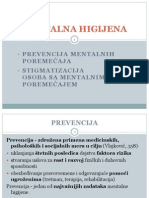5 MH Uloga Dusevnog Bolesnika Prevencija