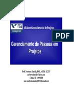 28.06.014FGV MBA GP Slides Gerenciamento de Pessoas Em Projetos [1]