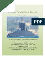 Thayer Vietnam's Maritime Forces