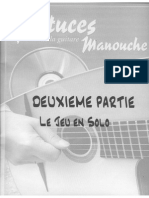 Astuces de La Guitare Manouche-Vol 1.2