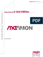 Manual MENMON