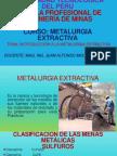 Clase 1 Metalurgia Extractiva Utp
