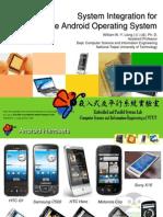Android System Integration (SJU 2010.04)