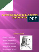 Anticoagulante Lupico Presentacion Final